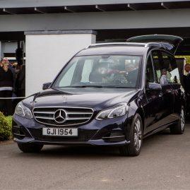Mercedes Hearse